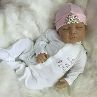 CHERISH DOLLS NEW REBORN BABY GIRL OLIVIA FAKE BABIES FLOPPY REALISTIC DOLL UK